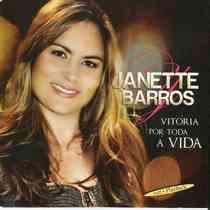 CD  Janette Barros - Vitória Por Toda a Vida