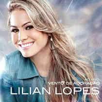 CD Lilian Lopes – Vento de Adoração Ao Vivo