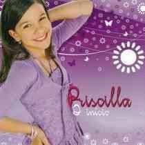CD  Priscilla Alcântara - O Início