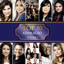 CD Top 10 - Adoração Vol.1