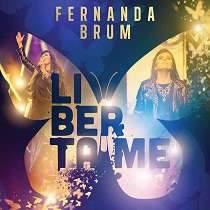CD Fernanda Brum - Liberta-Me - Ao Vivo Em Recife