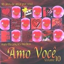 CD Amo Você - Volume 10