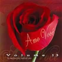 CD Amo Você - Volume 13