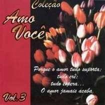 CD Amo Você - Volume 3