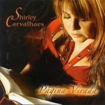 CD Shirley Carvalhaes   Página Virada