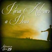 CD Adoração em Série - Para Adorar a Deus - Volume 29