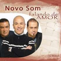 CD Novo Som - Falando de Amor