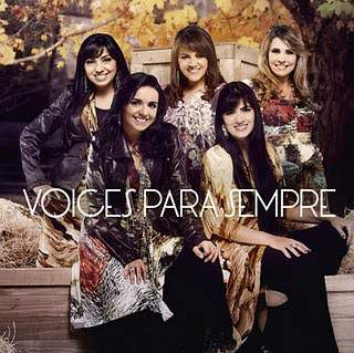 CD Voices - Para sempre