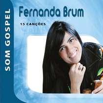 CD Fernanda Brum - Som Gospel