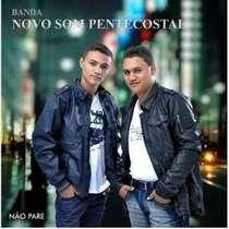 CD Banda Novo Som Pentecostal - Não Pare