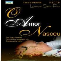 CD Cantata de Natal - O Amor Nasceu