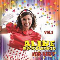 cd-aline-nascimento-for-kids-vol-1