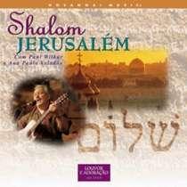 CD Diante do Trono - Shalom Jerusalém
