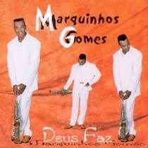 CD Marquinhos Gomes - Deus Faz