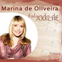 CD Marina de Oliveira - Falando de Amor