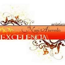 CD Nani Azevedo - Excelência - Acústico