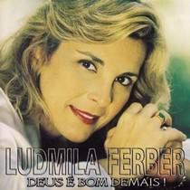cd-ludmila-ferber-deus-e-bom-demais