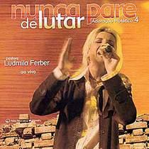 cd-ludmila-ferber-nunca-pare-de-lutar