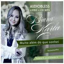 CD Bruna Karla - Muito além do que sonhei