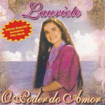 cd-lauriete-o-poder-do-amor