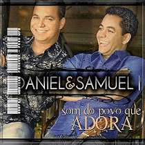 CD Daniel e Samuel - Som do Povo Que Adora - Vol. 1