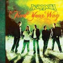 CD Acappella - Find Your Way